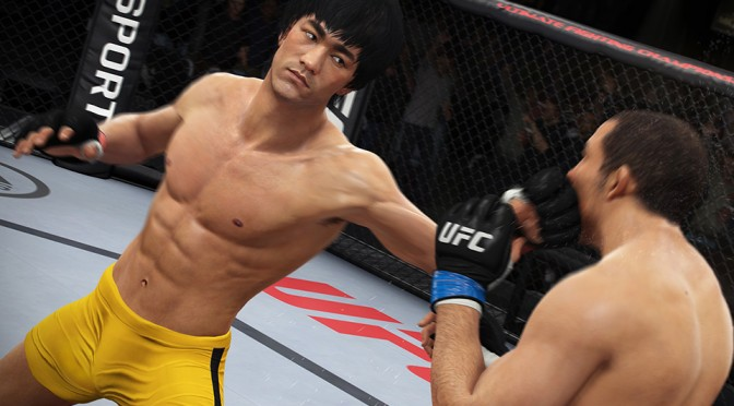 EA SPORTS UFC Feat. Bruce Lee