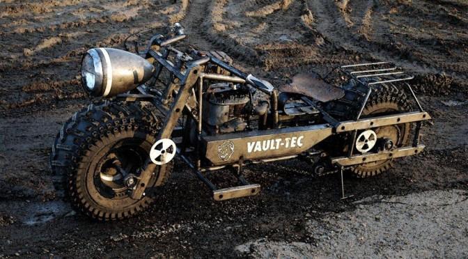 Fallout 3 Bike