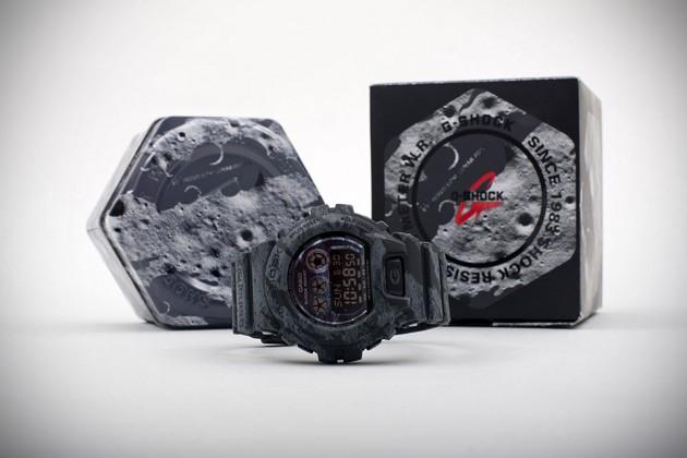 """G-SHOCK x Maharishi GD-X6900M """"DPM: Lunar Bonsai"""""""