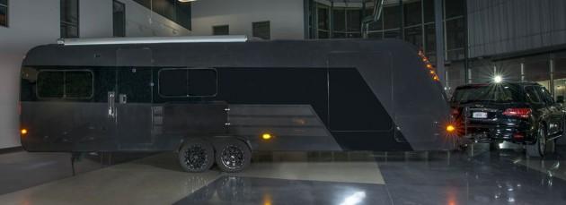 GCT CR-1 Carbon Fiber Camper Trailer