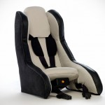 Inflatable Child Car Seat By Volvo