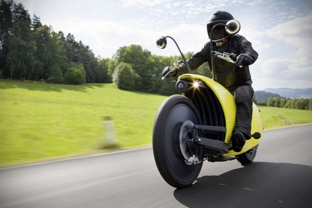 Johammer Electric Motorcycle J1