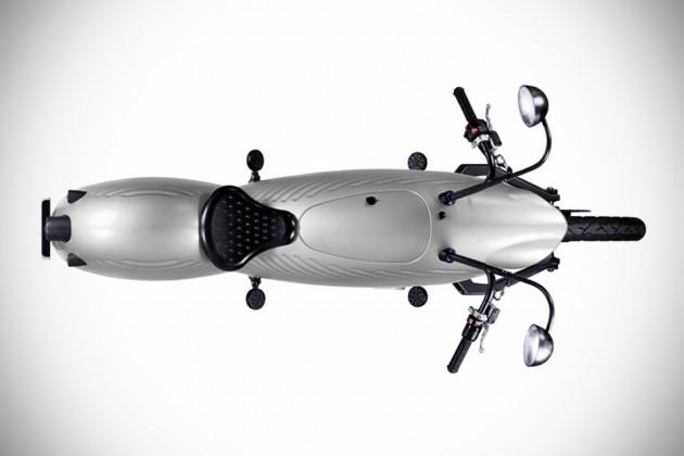 Johammer Electric Motorcycle J1 image 7