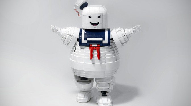 LEGO Ghostbusters: Stay Puft Marshmallow Man