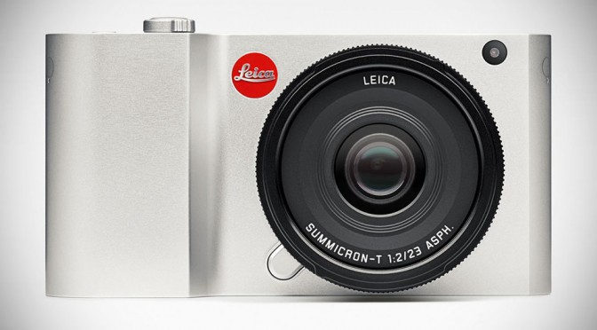 Leica T – Gorgeously Engineered Luxury Shooter