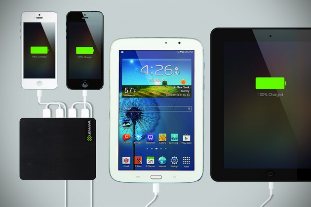 Lenmar Mutant 20,800 mAh Portable Power Pack