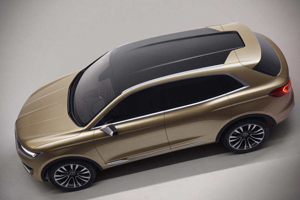 Lincoln Com American Luxury Crossovers Suvs And Cars Mail: Lincoln MKX Concept SUV