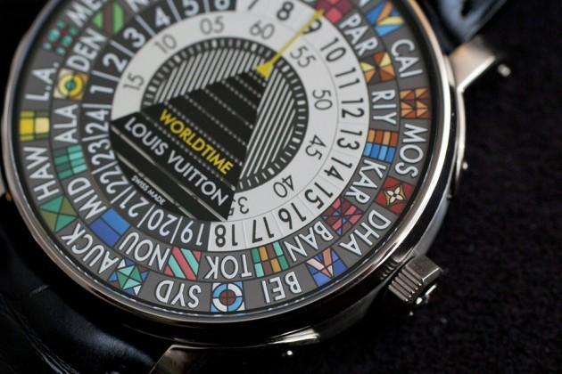 Louis Vuitton Escale Worldtime Watch