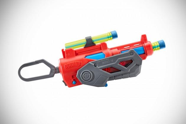 Mattel BOOMco. Blasters - Clipfire
