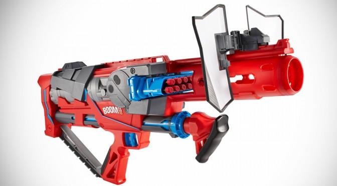 Mattel BOOMco. Blasters
