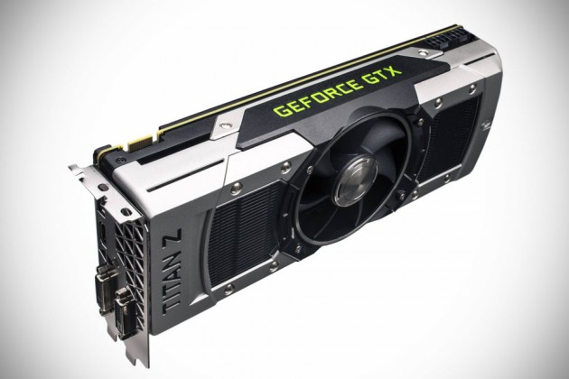 NVIDIA GeForce GTX Titan Z Graphics Card