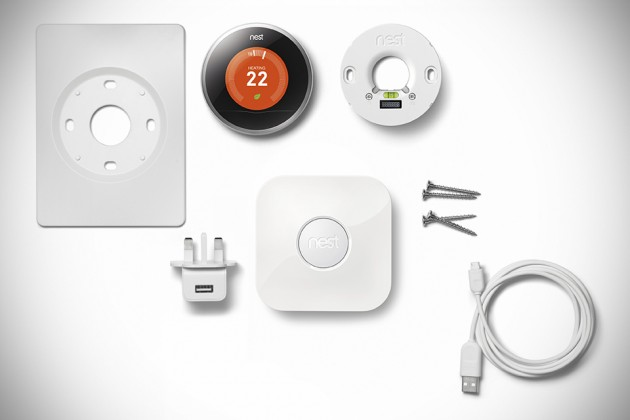 Nest Thermostat Now Available On Google Play