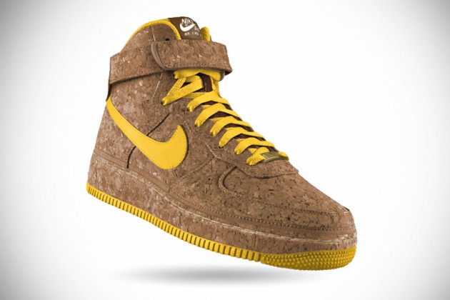 Nike Air Force 1 ID - Cork Options