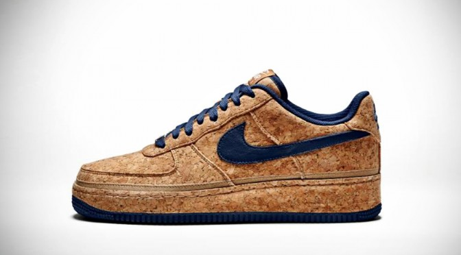 Nike Air Force 1 ID   Cork Options