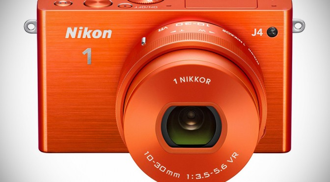 Nikon 1 J4 Advanced Camera