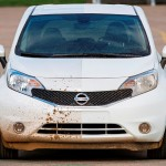 Nissan Develops The World's First Self-cleaning Car