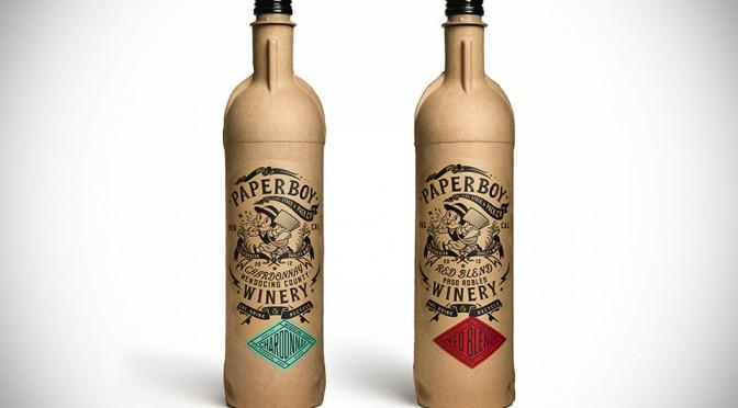 PaperBoy Wine