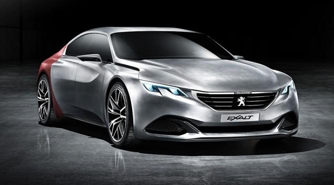 Peugeot Exalt Hybrid Concept