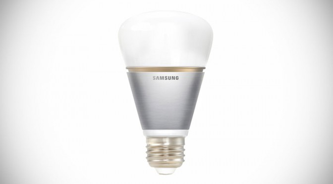 Samsung LED Smart Bulb
