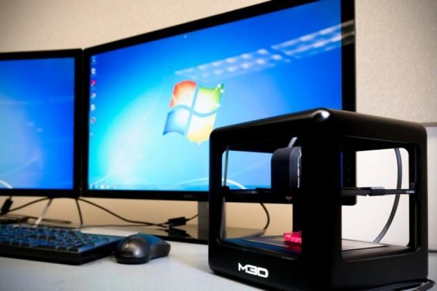 The Micro 3D Printer