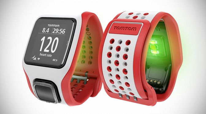 TomTom Runner Cardio GPS Sport Watch