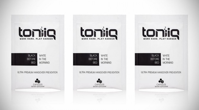 Toniiq Ultra Premium Hangover Prevention