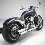 Viking Concept Motorcycle Designed By Henry Fisker