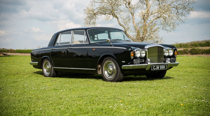 1970 Bentley T1 Ex Duke of Devonshire