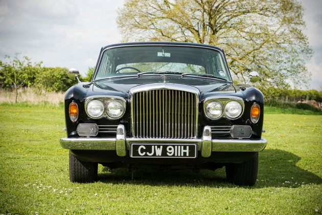 1970 Bentley T1 Ex Duke of Devonshire