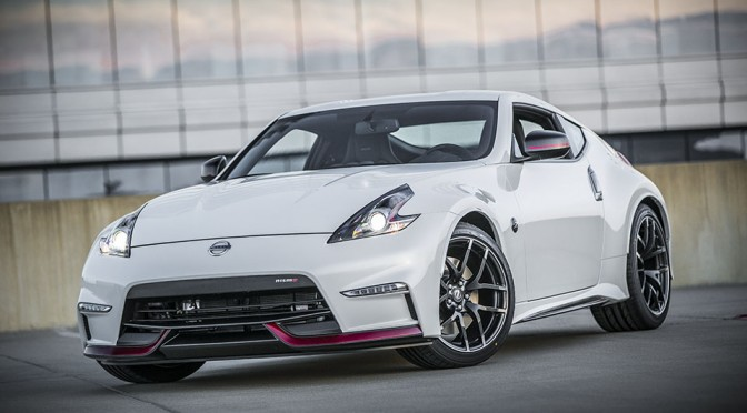 nissan 370z nismo officially unveiled goes on sale in the u s this july mikeshouts. Black Bedroom Furniture Sets. Home Design Ideas