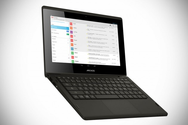ARCHOS ArcBook Android Netbook