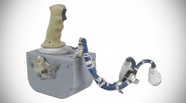 Apollo 15's Lunar Module Falcon Rotational Hand Controller