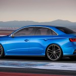 Audi A3 Clubsport Quattro Concept Has Lusty 535hp, Makes 0-62 mph in 3.6s