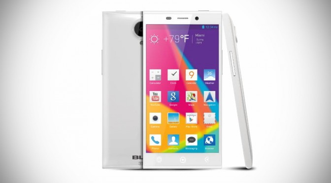 BLU LIFE PURE XL Smartphone