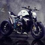 BMW Presents A Two-wheel Roadster At Concorso d'Eleganza Villa d'Este