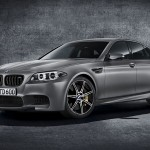 "BMW Marks M5 30th Anniversary With 592 HP ""30 Jahre M5"""