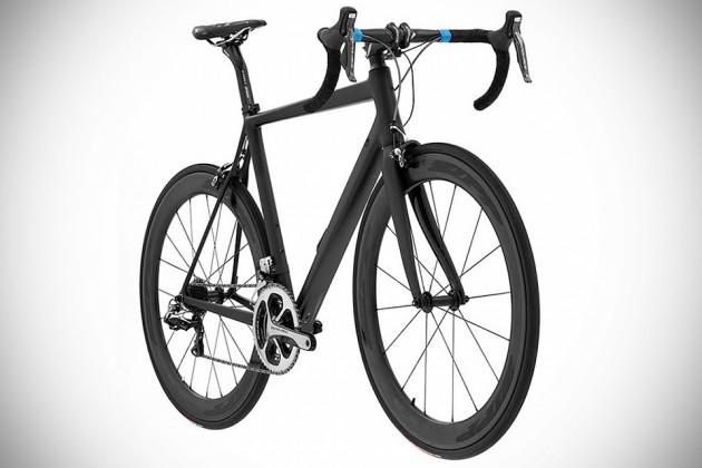 Bamford Cycle Department Custom Bike