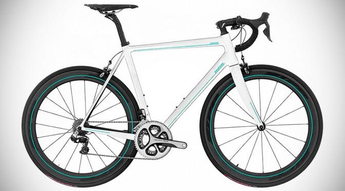 Bamford Cycle Department Custom Bike - Linley Edition