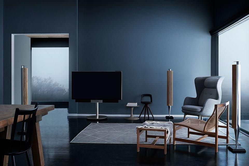 Bang Amp Olufsen Beovision Avant A 55 Inch 4k Tv That