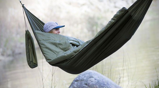 Bison Bag Sleeping Bag Hammock