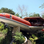 Travel: Boeing 727 Fuselage Hotel Suite At Hotel Costa Verde