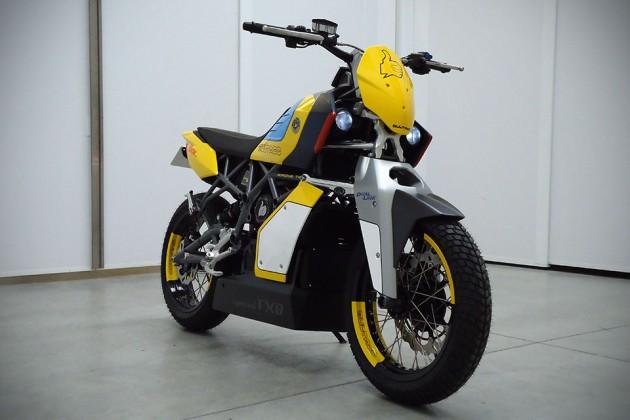 Bultaco Electric Motorcycle - Rapitán Sport