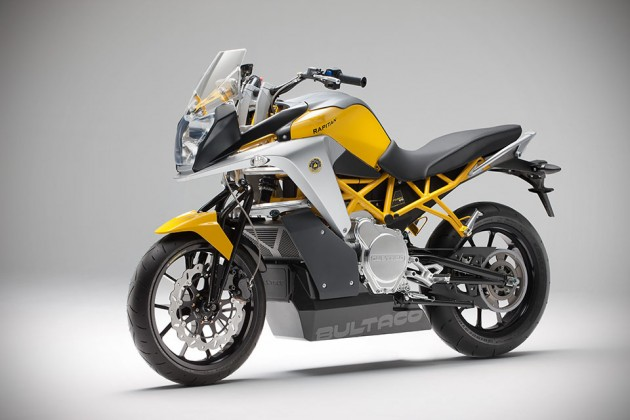 Bultaco Electric Motorcycle - Rapitán