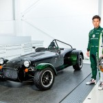 Caterham Has A Kamui Kobayashi Limited Edition Seven But Only For Japan