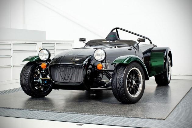 Caterham Kamui Kobayashi Limited Edition Seven 250R