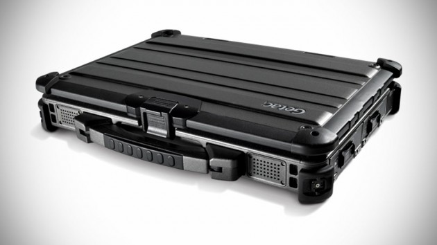 GETAC X500 Ultra Rugged Laptop