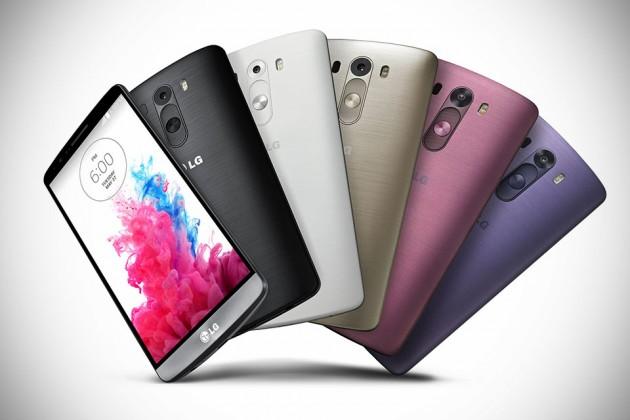 LG G3 Smartphone