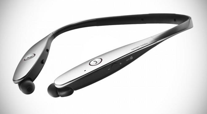 LG x Harman/Kardon Tone Infinim Bluetooth Headset Sports LG G3-specific Features