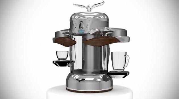 La Fenice Electromagnetic Induction Coffee Maker