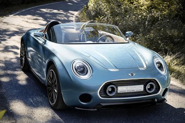 MINI Superleggera Vision Concept Car image 9